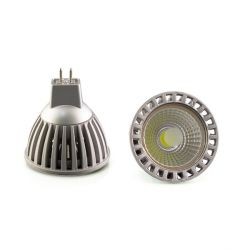 Spot Led MR16 6W COB Blanc Chaud