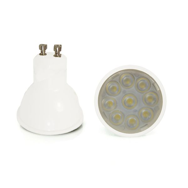 Spot Led SMD GU10 5W Blanc Froid class=