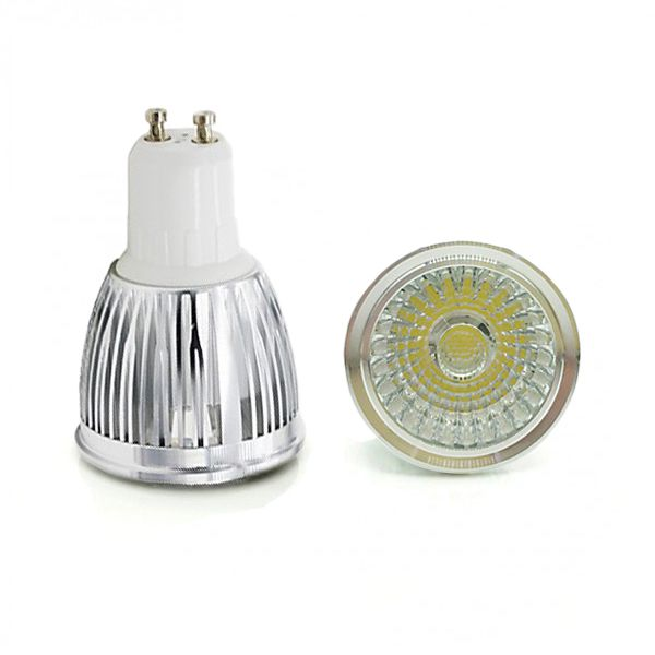 Spot Led COB 3W GU10 Dimmable Blanc Froid class=