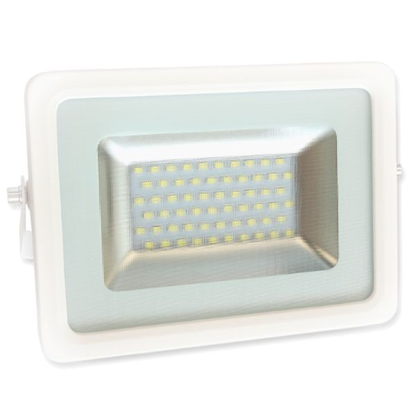 Projecteur Led 30W Ultra-fin SMD I-DESIGN 2 Blanc Naturel - IP65 class=