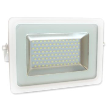 Projecteur Led 50W Ultra-fin SMD I-DESIGN 2 Blanc Chaud - IP65