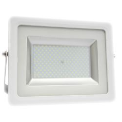 Projecteur Led 100W Ultra-fin SMD I-DESIGN 2 Blanc Froid - IP65