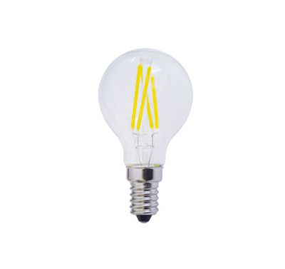 Ampoule Flamme Led G45 4W E14 Blanc Froid