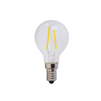 Ampoule Flamme Led G45 2W E14 Blanc Naturel