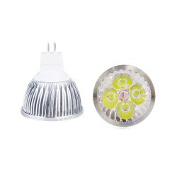 Spot Led MR16 4x1W Blanc Froid