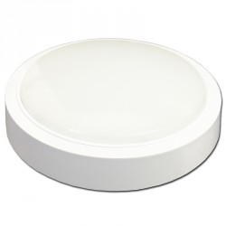 Plafonnier Led de surface Rond 15W Blanc Froid