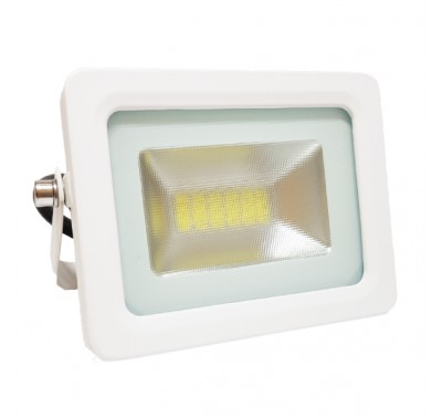 Projecteur Led 10W Ultra-fin SMD I-DESIGN 2 Blanc Froid - IP65