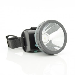 Lampe Frontale LED Rechargeable 50W