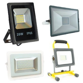 Projecteur Led par Couleur